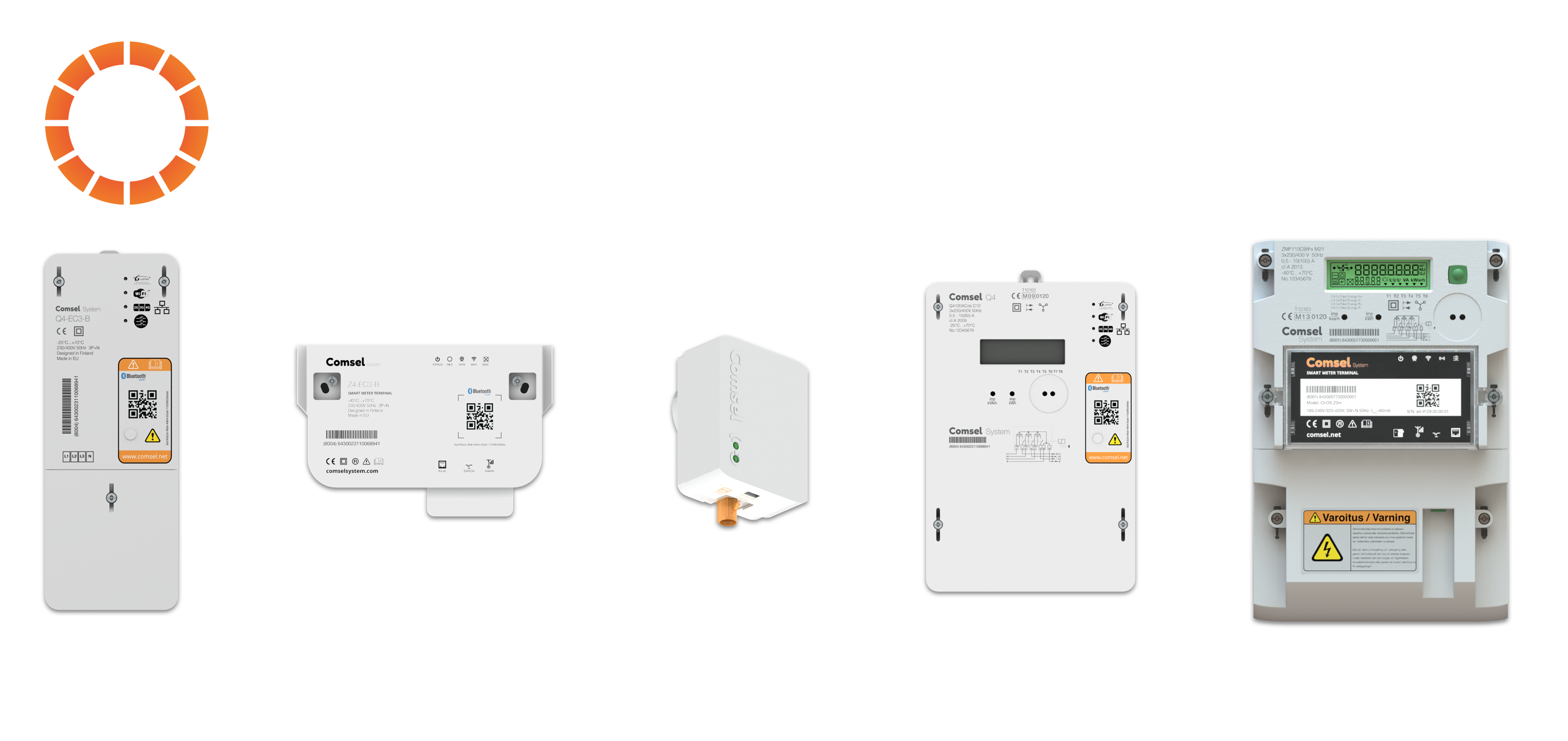 Zodiac Smart Metering - Smart metering for all your measurement needs